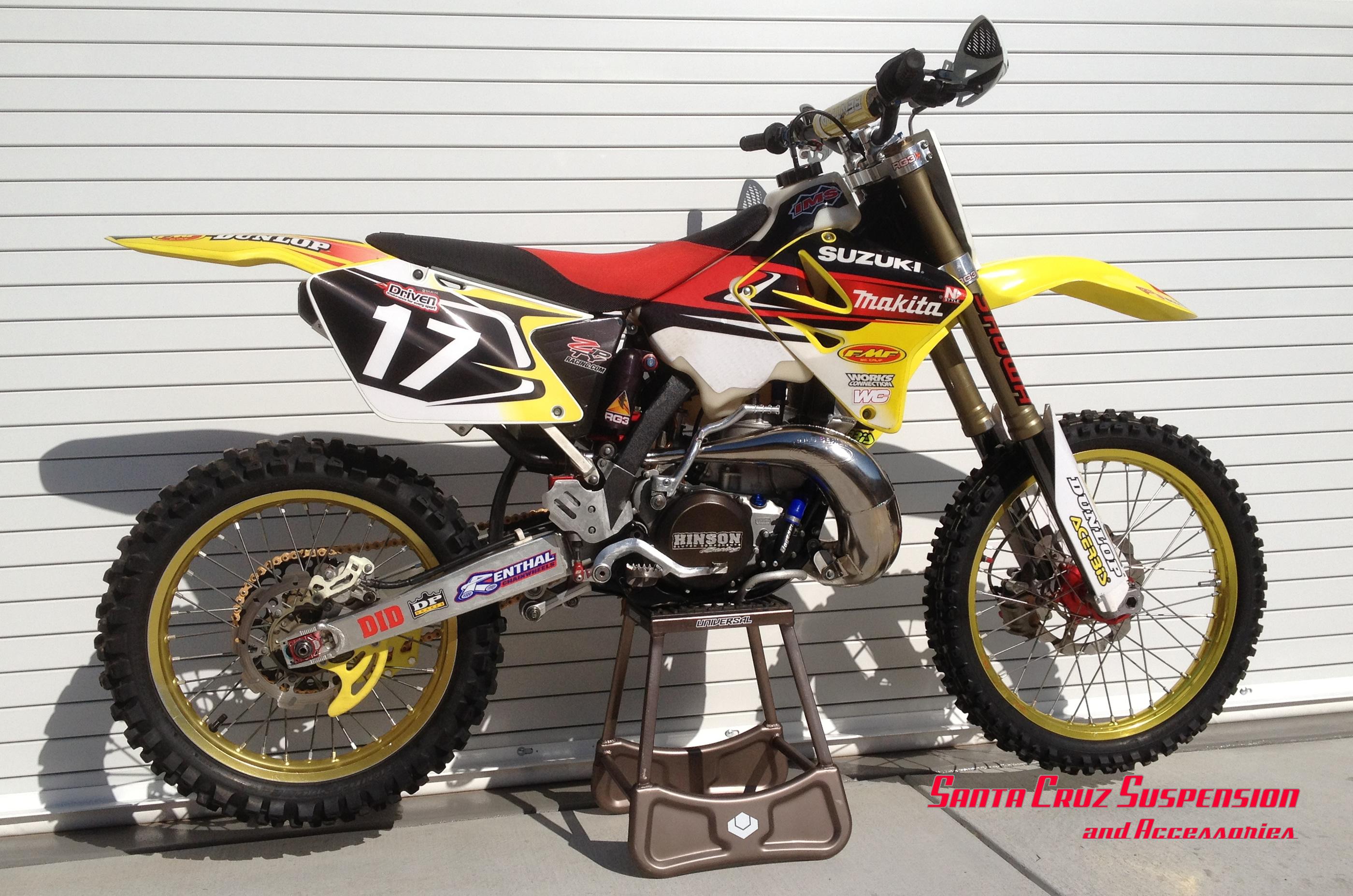 2006 rm250 suzuki